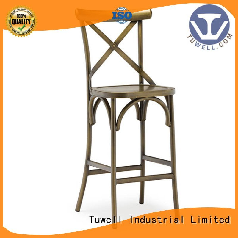 cross back chairs wholesale aluminum Mounting Tuwell Brand company