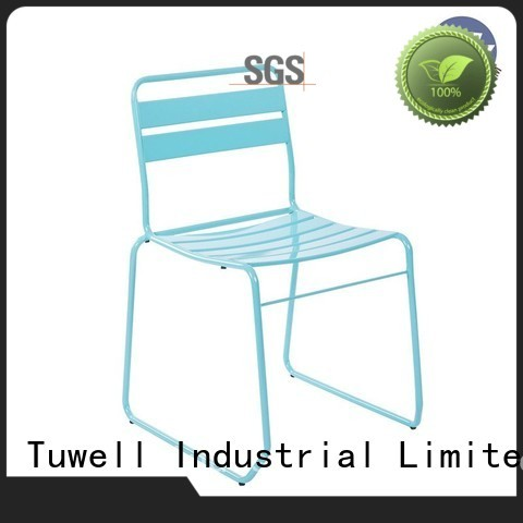 design Outdoor stainless steel furniture barstool Tuwell