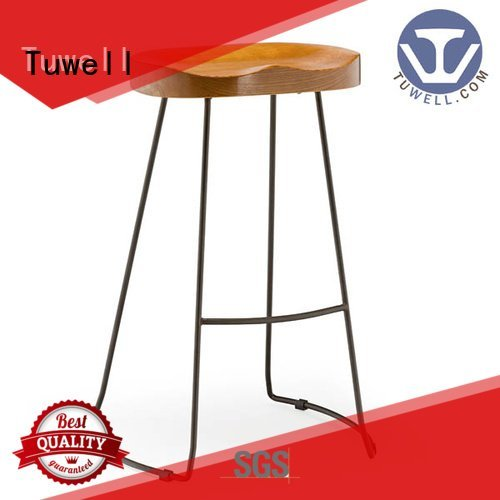 Quality steel folding chairs Tuwell Brand steel stainless steel furniture