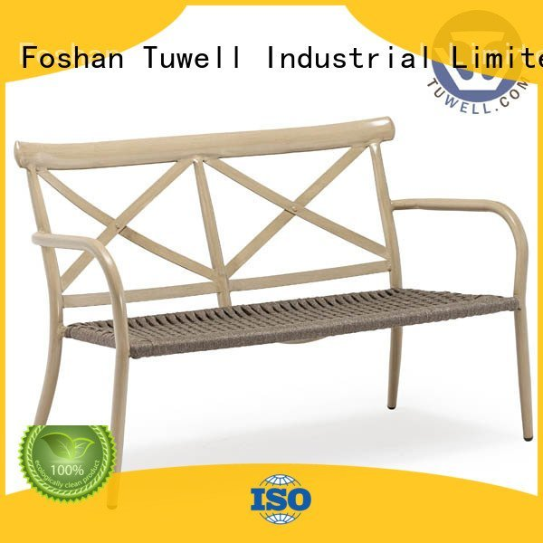 Tuwell Brand ODM Rope Outdoor Rope chair factory