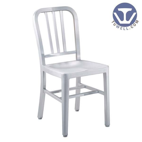TW1005 Emeco Aluminum Navy Chair