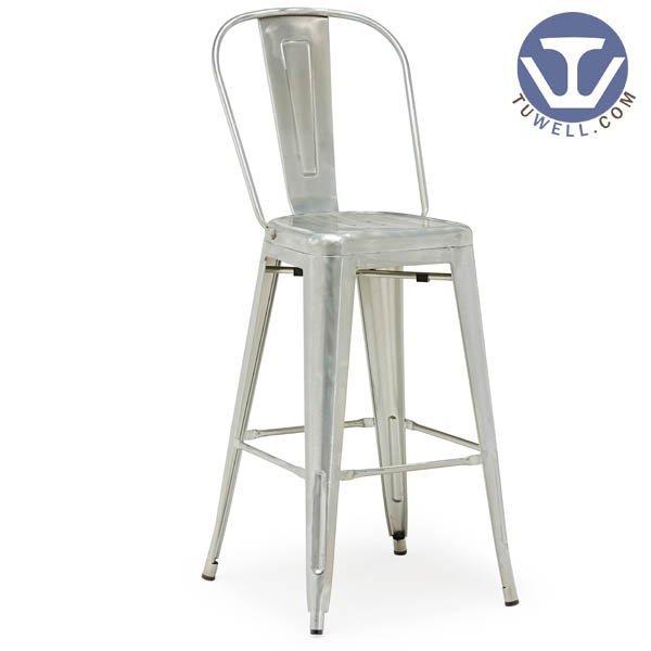 TW8001-L Steel Tolix barchair