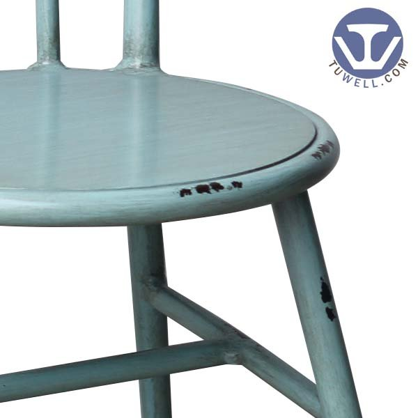 TW8102 Aluminum windsor chair