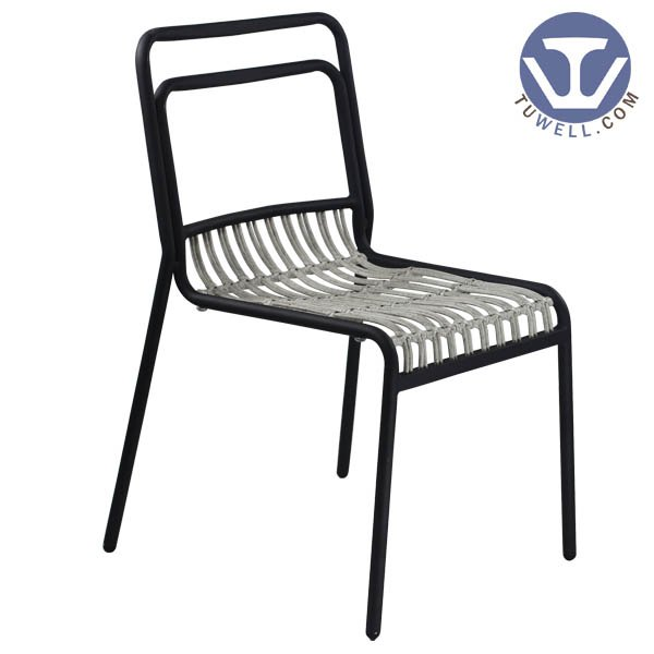 TW8110 Aluminum rattan chair