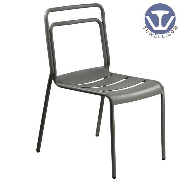 TW8107 Aluminum  side chair