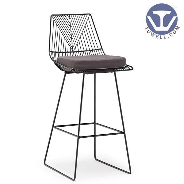 TW8613-L Steel wire bar chair