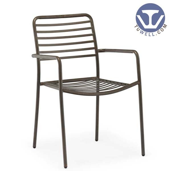 TW9004 Steel wire chair, dining chair, restaurant chair, bistro chair, steel armchair
