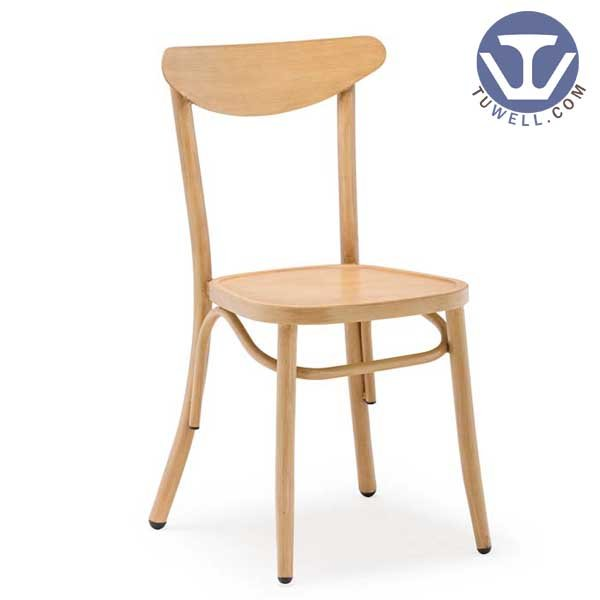 TW8026 Aluminum chair, metal dining chair