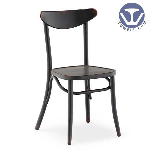 TW8026 Aluminum chair, metal dining chair