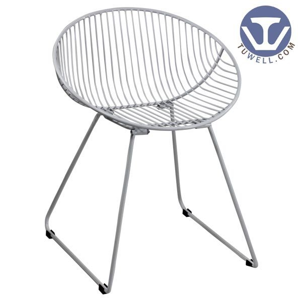 TW8615 Steel wire chair, dining chair, restaurant chair, bistro chair