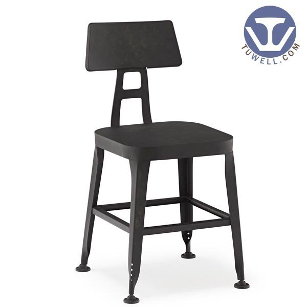 TW8087 Steel Simon chair bistro chair