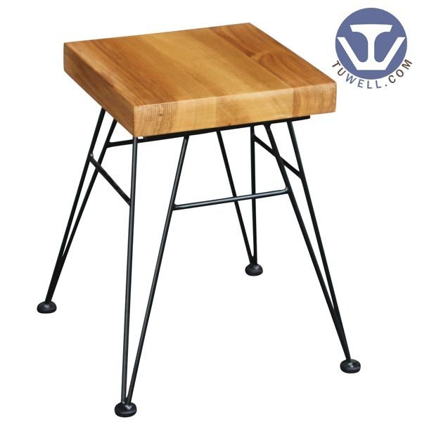 TW8620 Steel stool for dining coffee stool