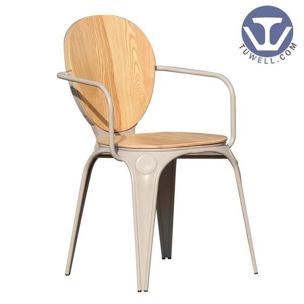 TW8025 Louix chair, Steel chair