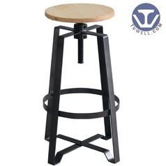 TW8038 Steel bar stool