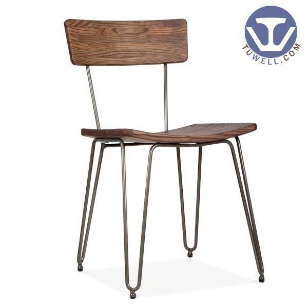TW6108 Bentwood Hairpin chair