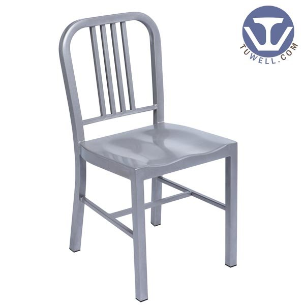 TW1030 Emeco Steel Navy Chair indoor and outdoor strong Aluminum dinning chair coffee chair party chair banquet chair American i