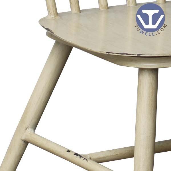 TW8101 Aluminum windsor chair