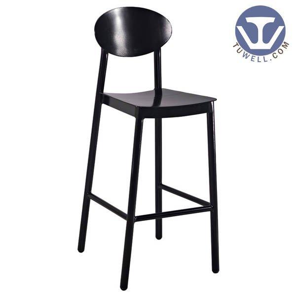 TW8043-L Aluminum bar chair