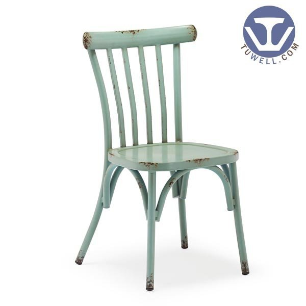 TW8082 Aluminum chair for dining restaurant chair