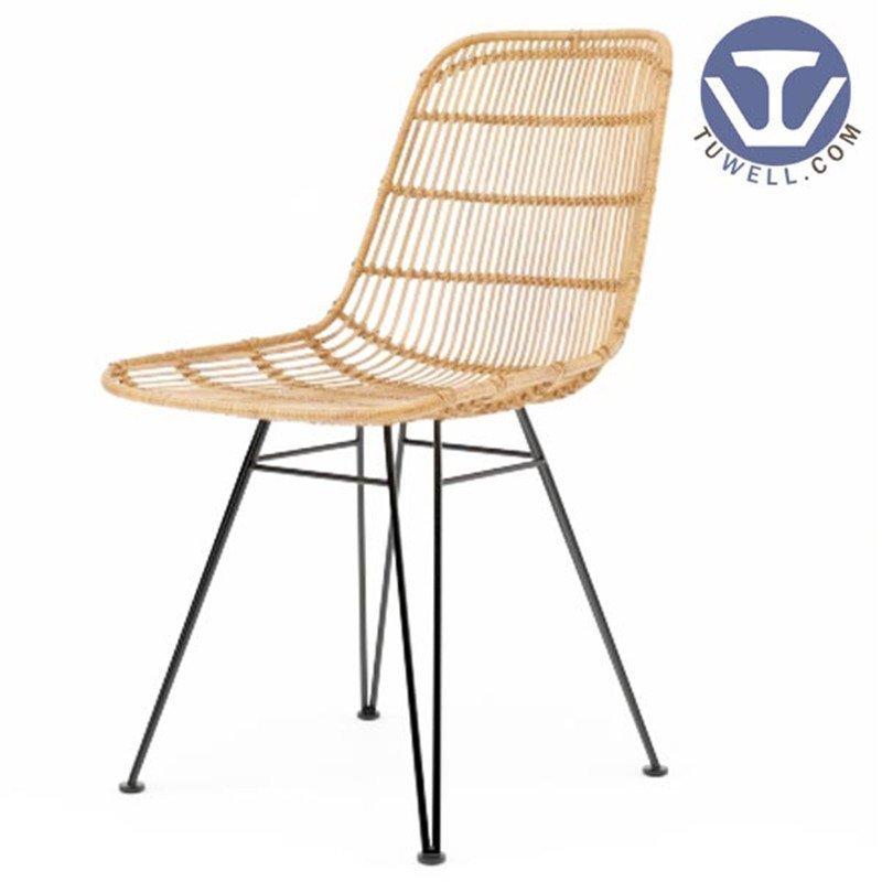 TW8714  rattan chair living room chair dinning chair coffee chair party chair European leisure style high quality supplier