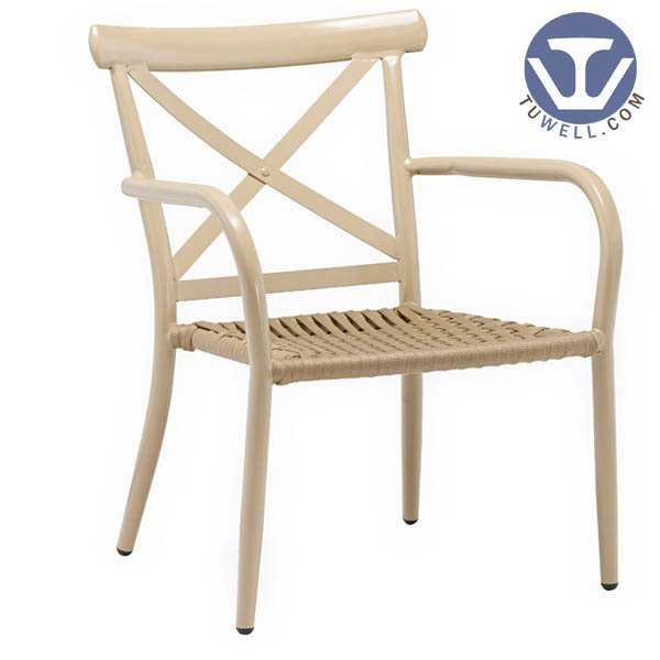 TW8706 Aluminum rope chair dinning chair coffee chair party chair Nordic style Scandinavian style
