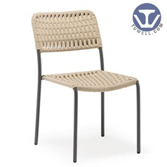 TW8704 Aluminum rope chair