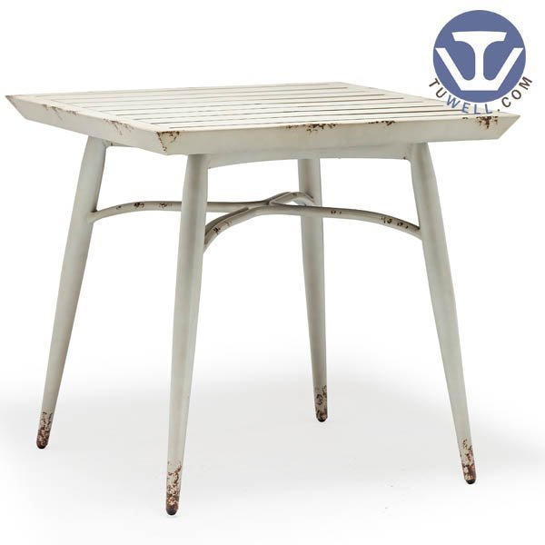 TW7031 Aluminum dining table