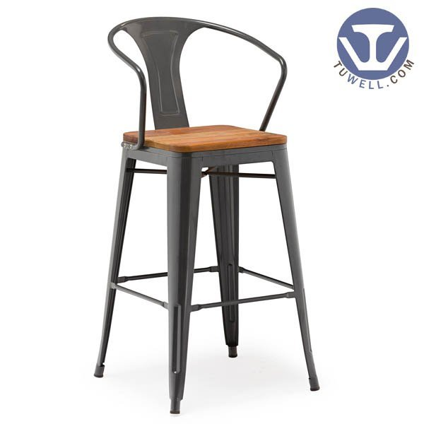 TW8012-L Tolix bar chair