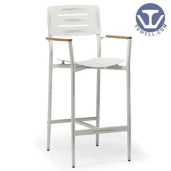 TW8112-L  Aluminum bar chair
