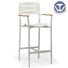 TW8112-L  Aluminum bar chair