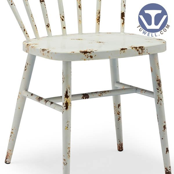 TW8093 Steel dining chair coffee chair Nordic style