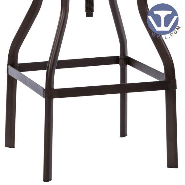 TW8039 Steel bar stool coffee shop bar stool Nordic style