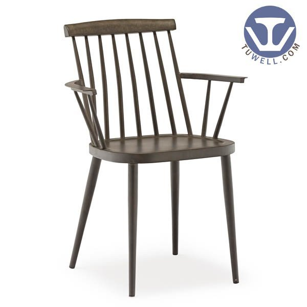 TW8061 Aluminum windsor chair indoor and outdoor for banquet Nordic style