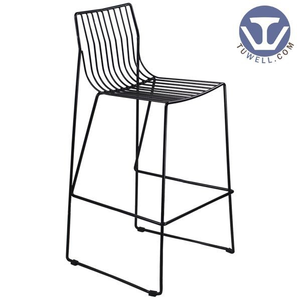 TW8617-L Steel wire bar chair, lucy chair, dining chair, Bertoia chair, restaurant chair