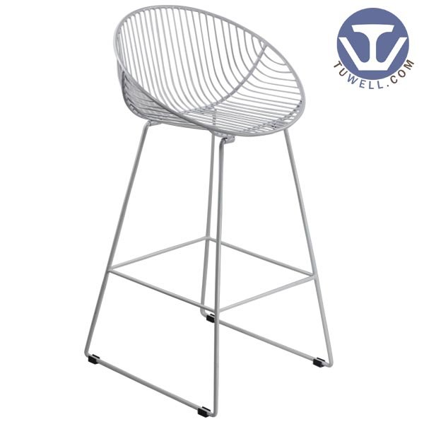 TW8615-L Steel wire bar chair, lucy chair, dining chair, Bertoia chair, restaurant chair