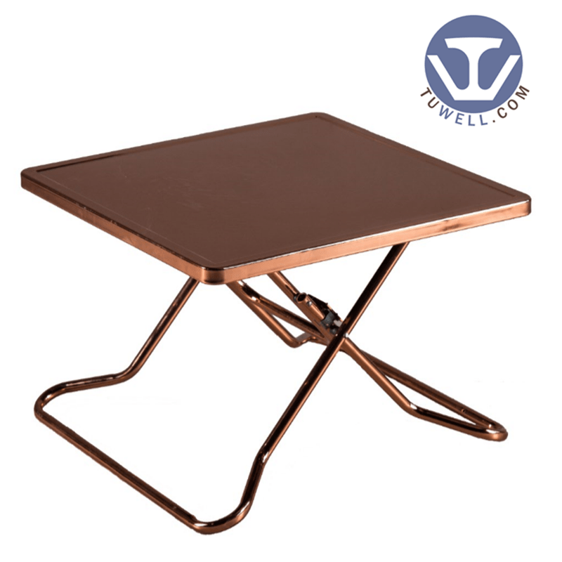 TW7031-S  Metal dining table