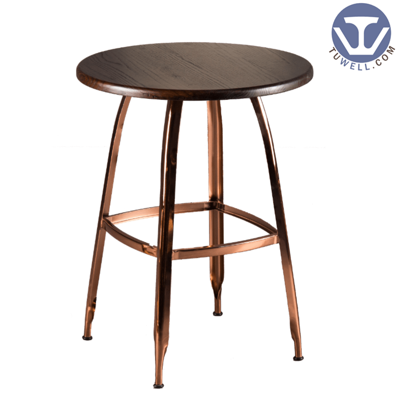 TW7035  Wood dining table cafe table