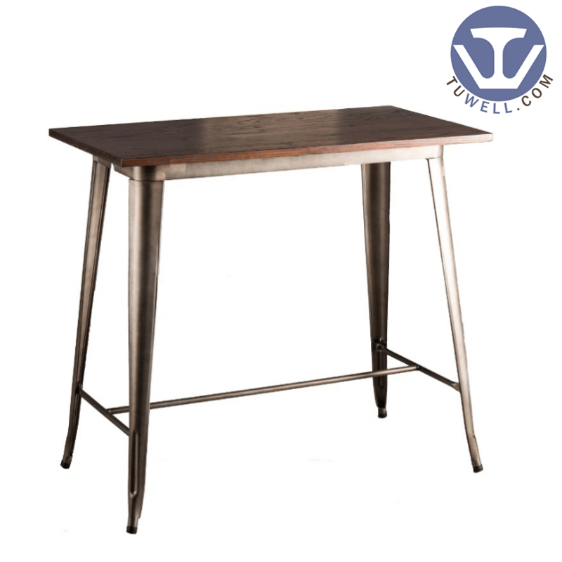 TW7039-L Wood dining bar table