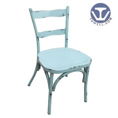 TW8723 Steel dining chair coffee chair