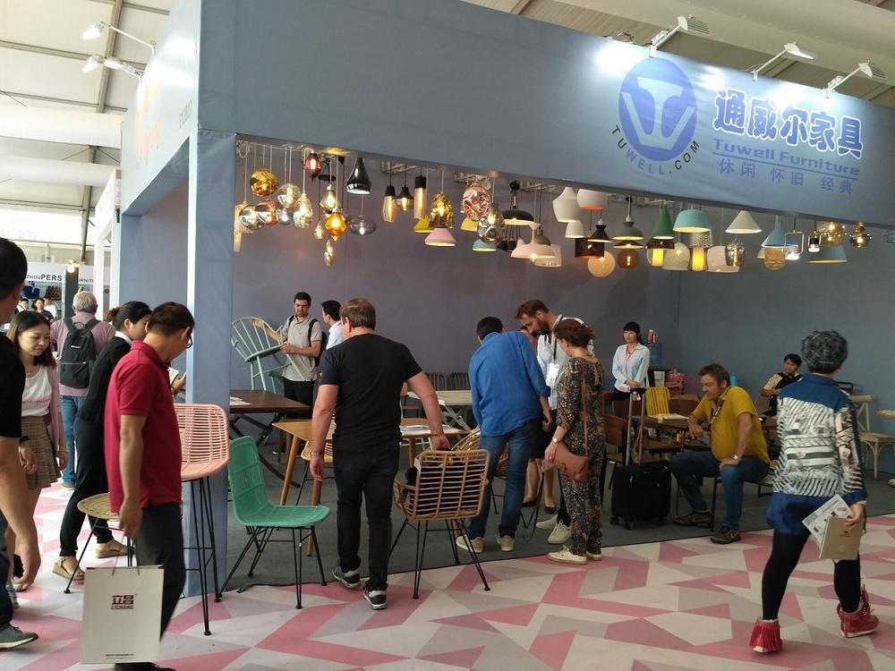 2018.9 CIFE in Shanghai