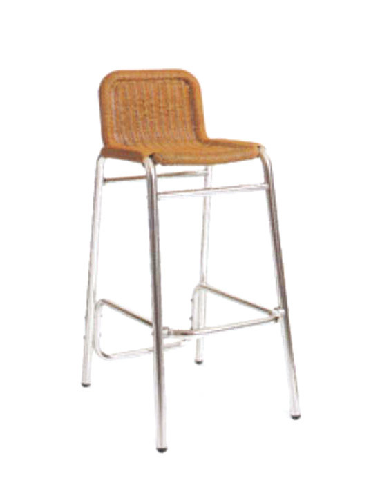 TW3031 aluminum rattan chair