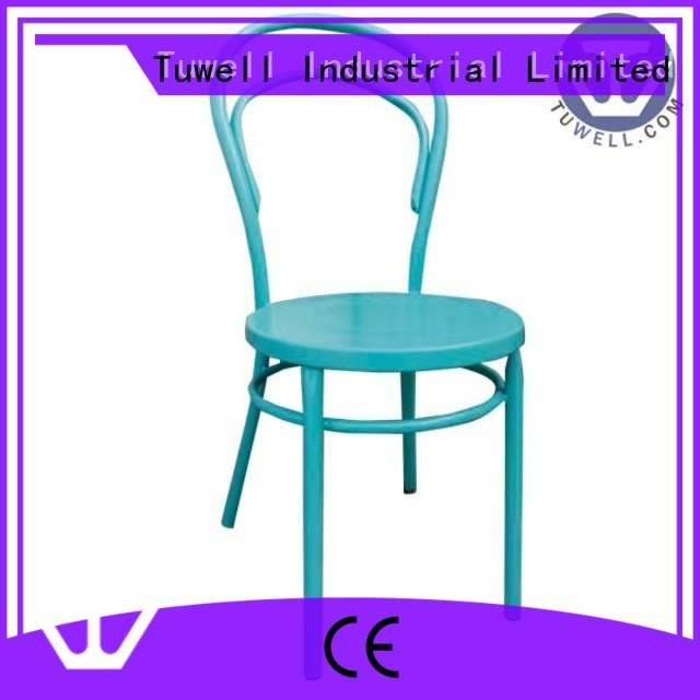 Hot ODE aluminum chairs barchair Outdoor Tuwell Brand