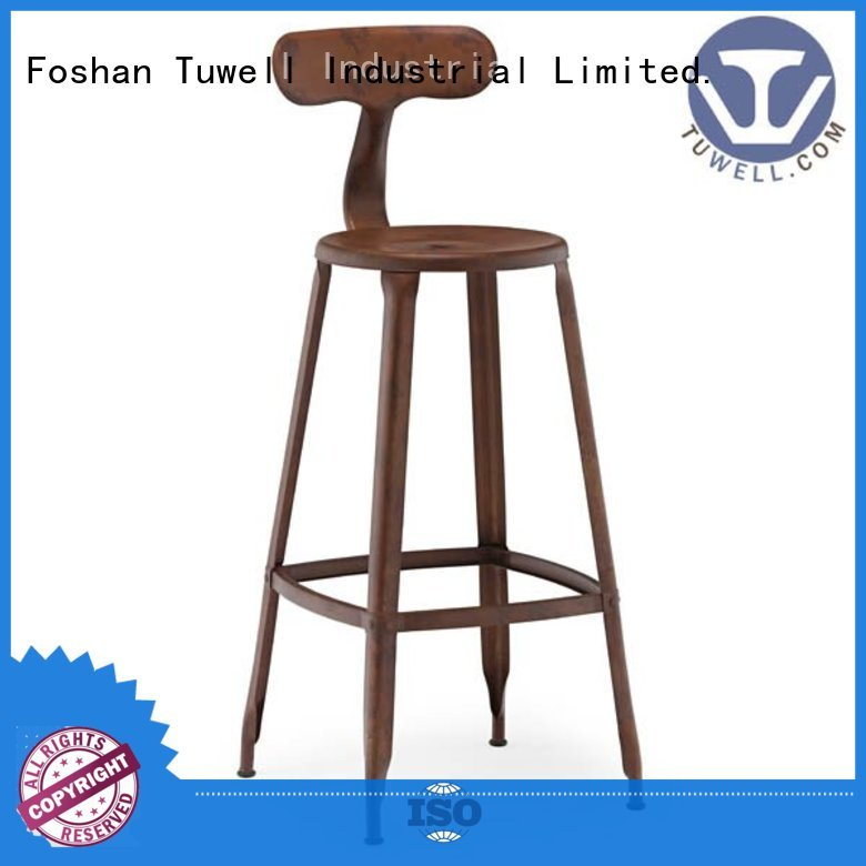 Mounting Suitable Tuwell Brand steel folding chairs