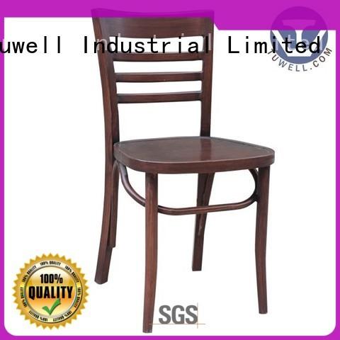 bar steel Self-Sabilizing Tuwell Brand aluminum chairs supplier