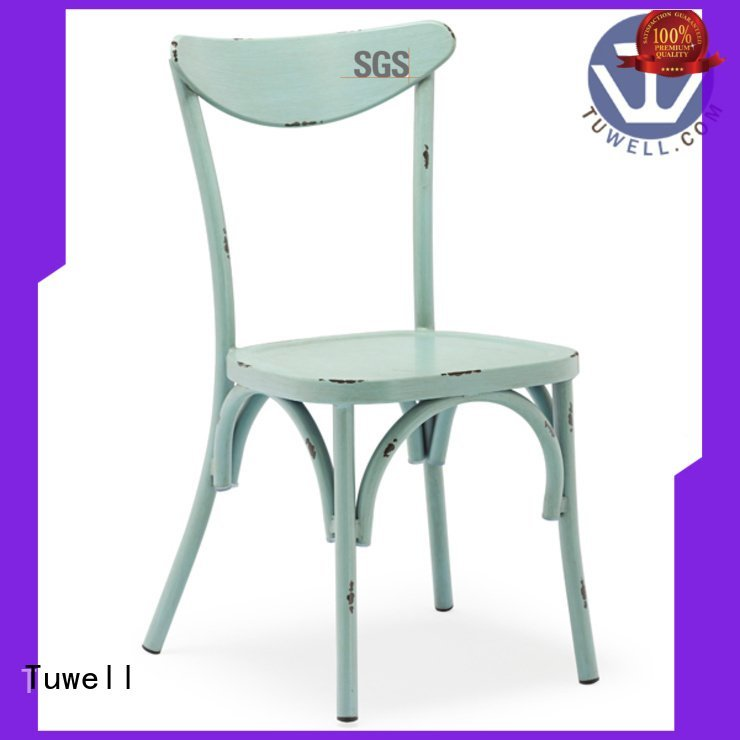 Tuwell Brand Self-Sabilizing steel design aluminum bar stools