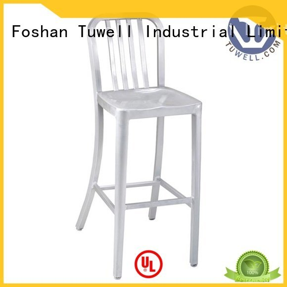 navy Suitable OEM navy dining chairs