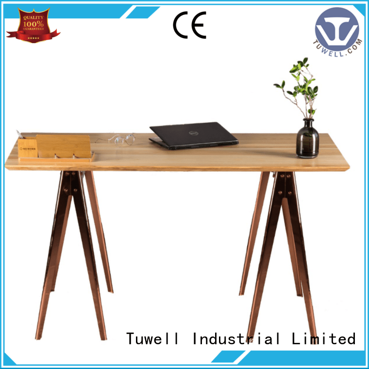 stainless steel bar ODE Self-Sabilizing bar height dining table Tuwell Brand