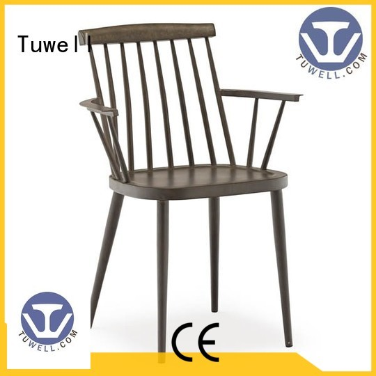 Tuwell Brand aluminum ODM custom windsor chairs for sale