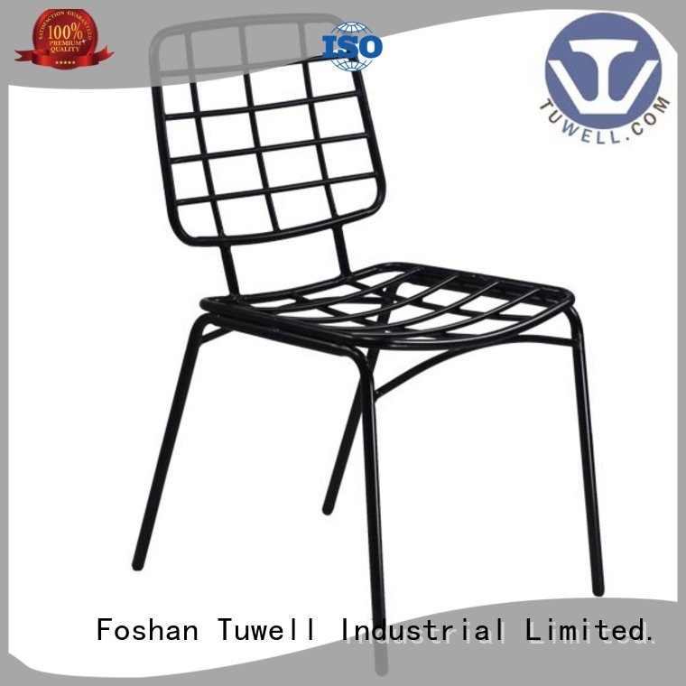 steel folding chairs steel Suitable Mounting Tuwell Brand