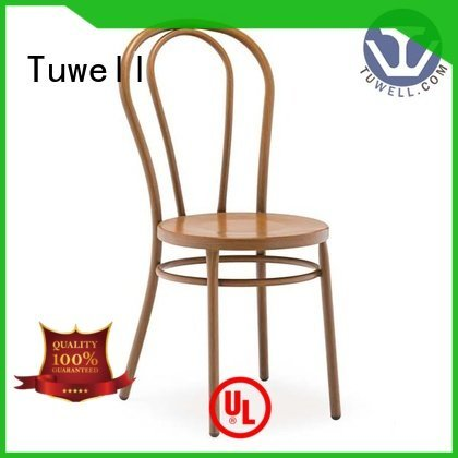 aluminum bar stools chair Mounting ODM barchair Tuwell